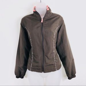 Oleg Cassini Women's Sport Jacket Turtleneck